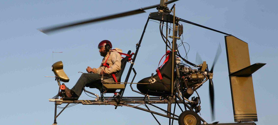 Вертолет-дроволет