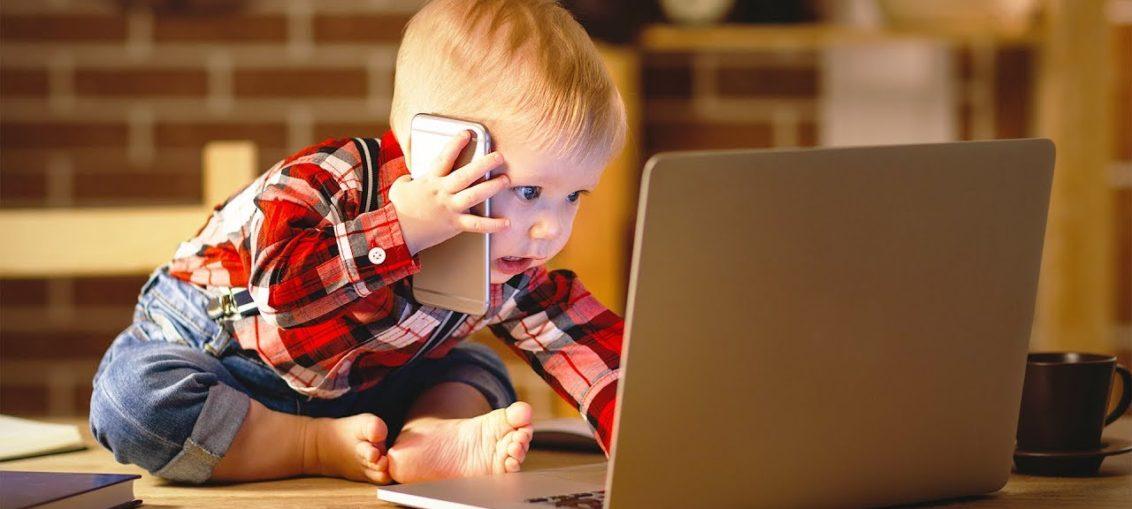 зависимость ребенка от компьютера