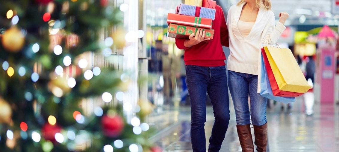 шопинг с мужем