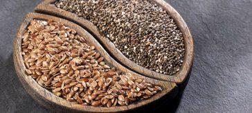 Na skol'ko polezny semena chia, l'na i podsolnechnika?